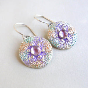 Kaliedoscope Earrings