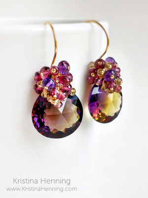 Kimaya Earrings