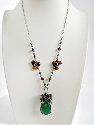 Pretty Palette Necklace