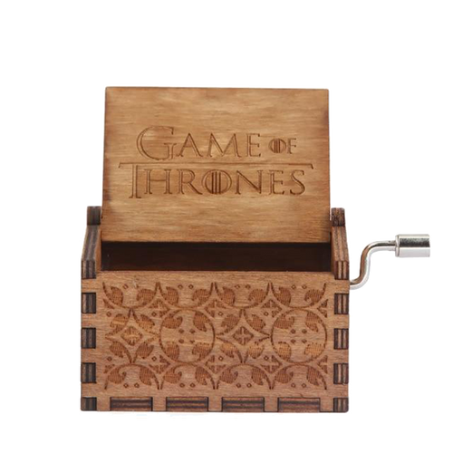 Caja de música - Game of Thrones