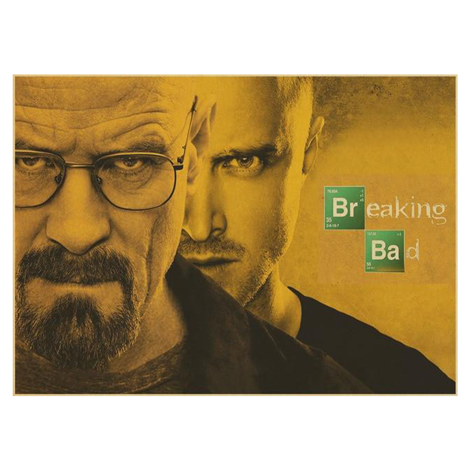 Póster - Breaking Bad