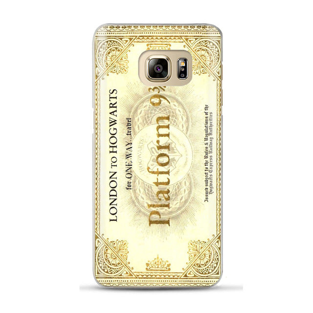 Funda para Samsung - Harry Potter