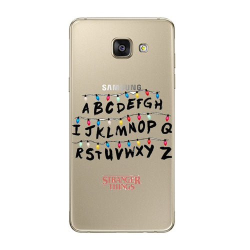 Funda de Samsung - Stranger Things