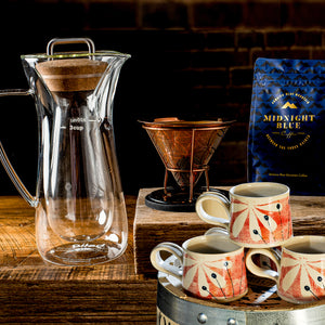 The Full Coffee Hardware Experience Gift Set - Just Add Coffee & Water