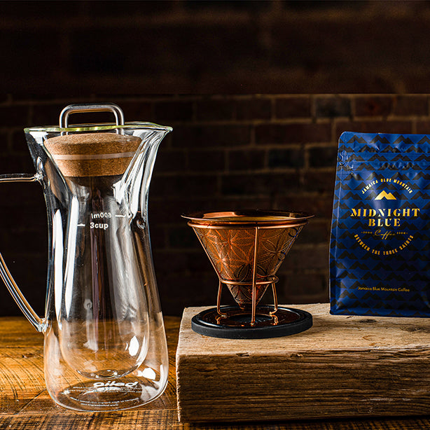 Our Stunning, Pour-Over Hardware Combination Gift Set