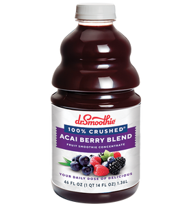 Acai Berry Blend 100% Crushed Fruit