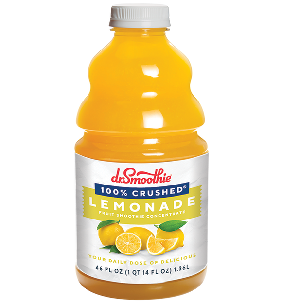Lemonade  100% Crushed Fruit