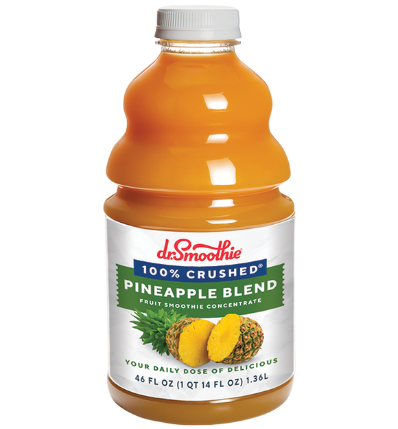 Pineapple Blend 100% Crushed Fruit