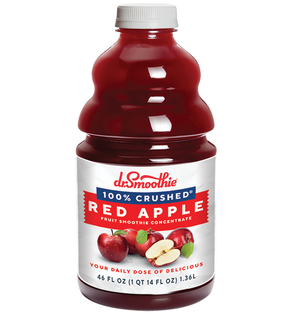 Red Apple 100% Crushed Fruit