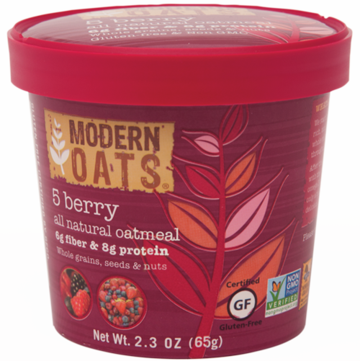 Modern Oats 5 Berry 12ct