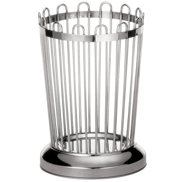 Straw Holder Stainless Steel