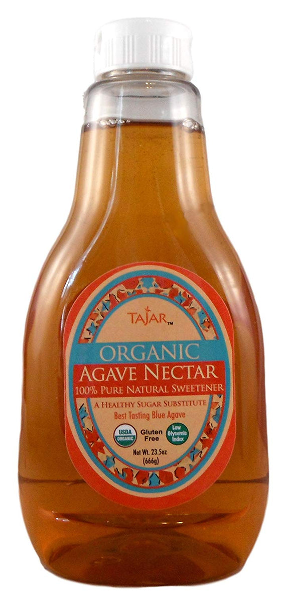 Wild Raw Organic Light Agave Nectar 11.75oz