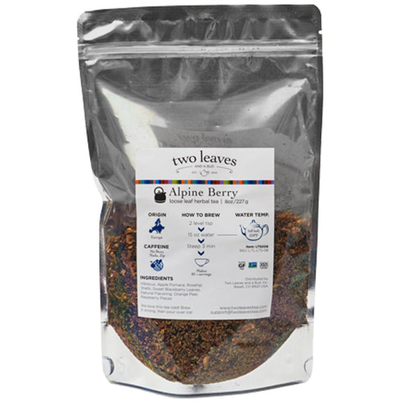 Alpine Berry Tea - 1/2lb Loose
