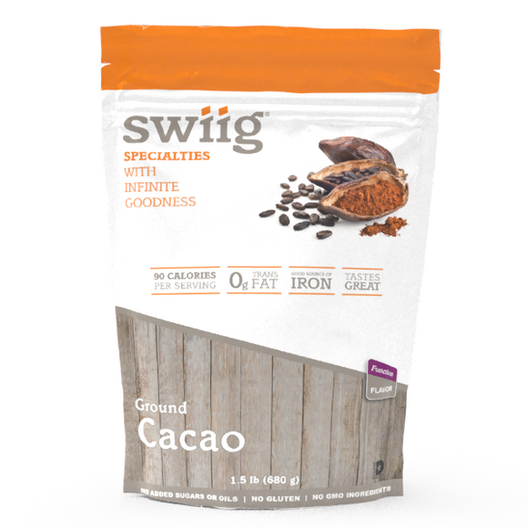 swiig Cacao Powder - 1.5lb