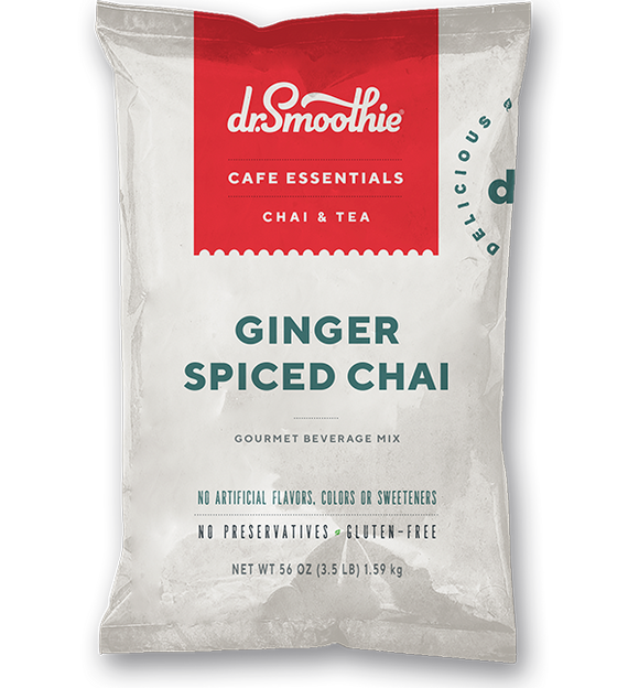 Ginger Spiced Chai