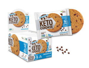 Lenny & Larry's Keto Chocolate Chip Cookie - 12ct