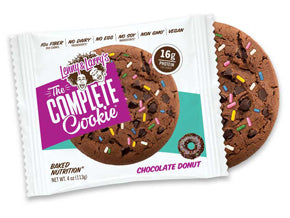 Lenny & Larry's Chocolate Donut Cookie - 12ct