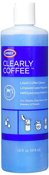Clearly Coffee Liquid Coffee Pot Cleaner