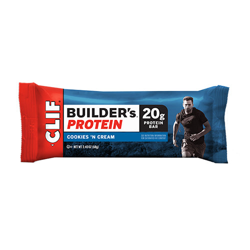 Clif Builders Bar Cookies 'N Cream -12/box