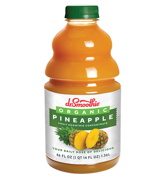 Organic Pineapple100% Crushed Fruit