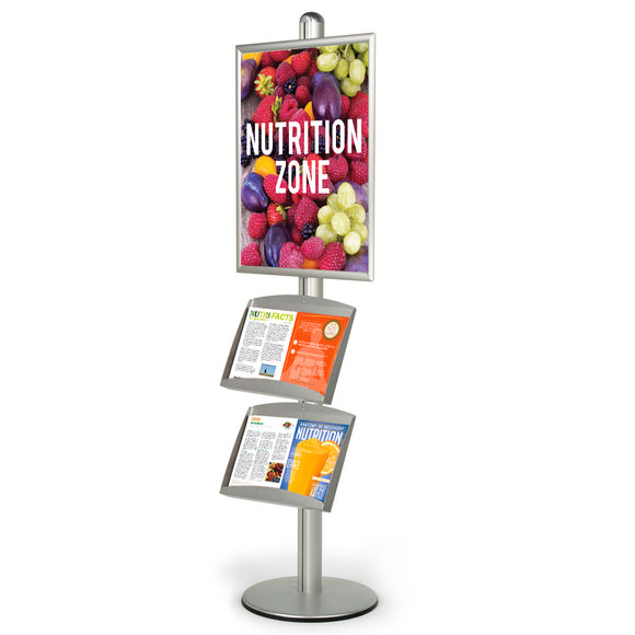 Nutrition Zone Stand