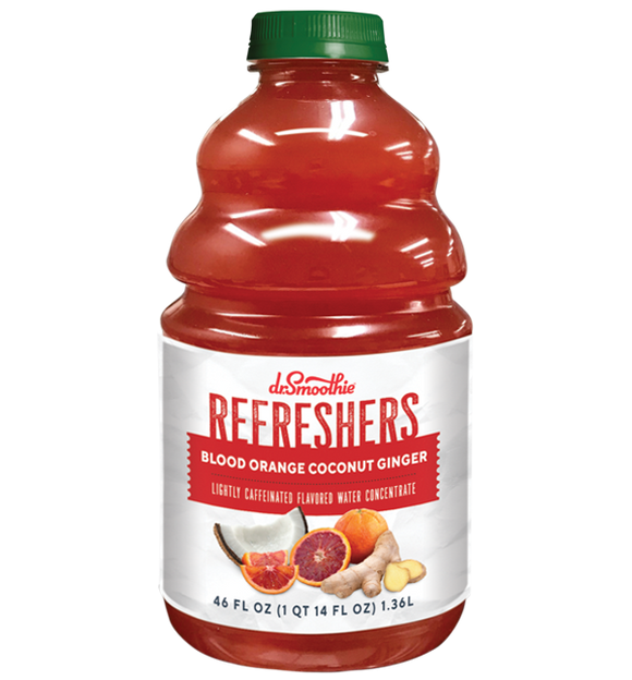 Refreshers Blood Orange Coconut Ginger