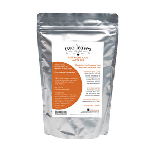 Just Right Chai Latte Mix - 500g/1.1lb