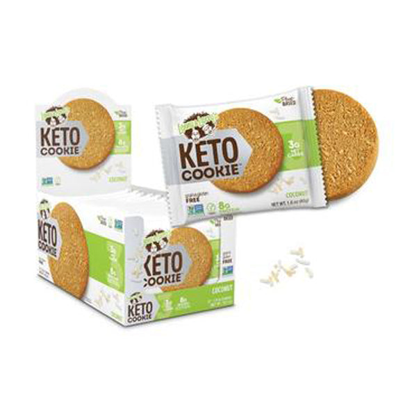 Lenny & Larry's Keto Coconut Cookie - 12ct