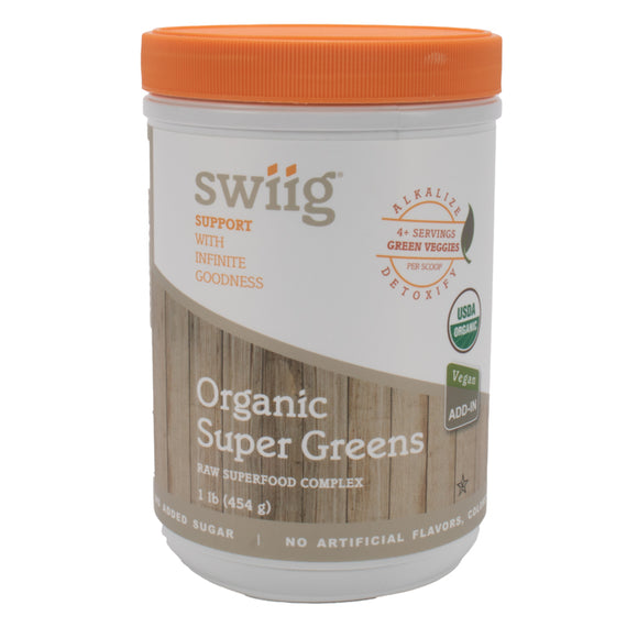 swiig Organic Super Greens