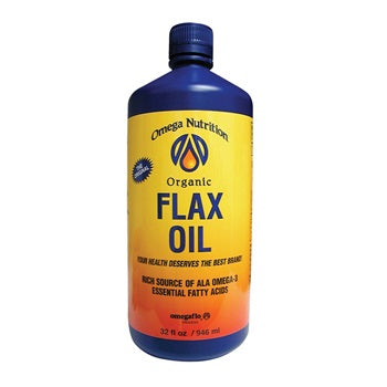 Flax Seed Oil - 32oz