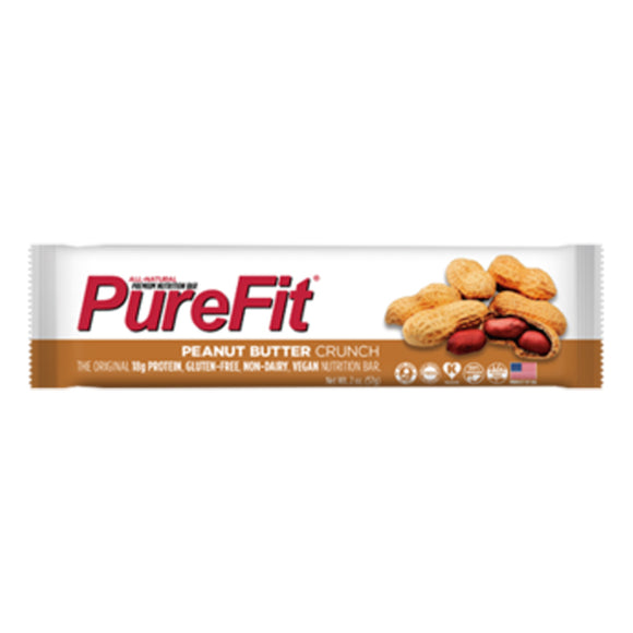 Peanut Butter Crunch - PureFit Bars - 15/box