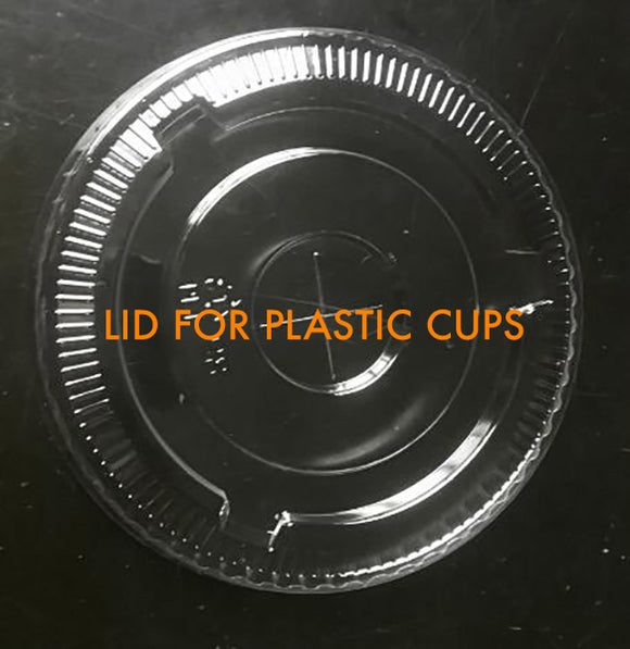 Plastic lid Universal Recycleable 1000ct
