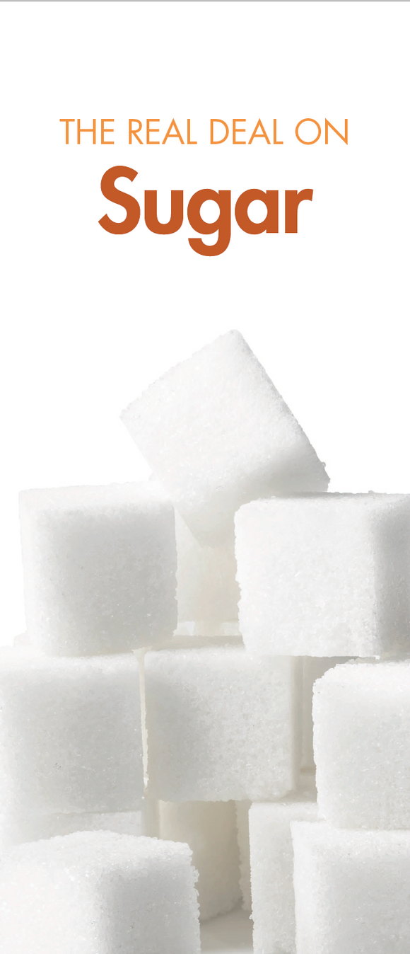 Trifold – The Real Deal On Sugar (50ct)