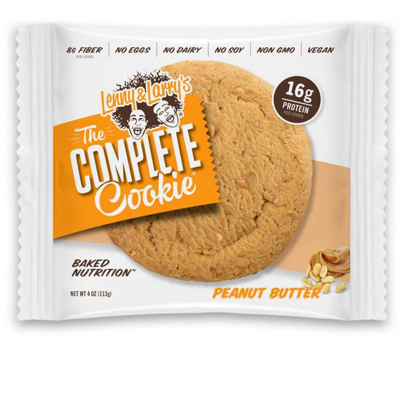 Lenny & Larry's Peanut Butter Cookie - 12ct