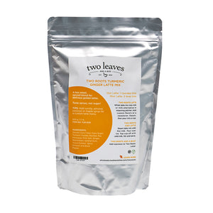 Two Roots Turmeric Ginger Latte Mix - 500g/1.1lb