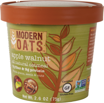 Modern Oats Apple Walnut 12ct