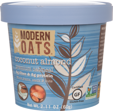 Modern Oats Coconut Almond 12ct