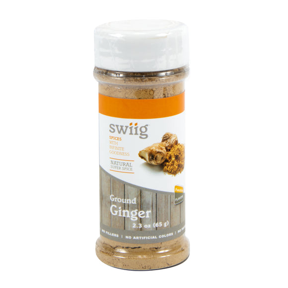 swiig Dried Spices - Ginger 2.3oz