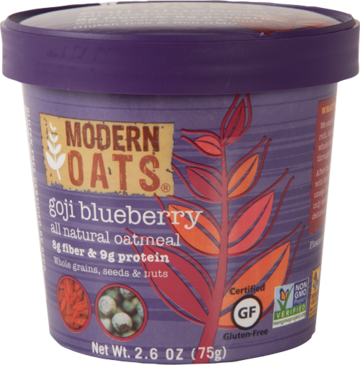 Modern Oats Goji Blueberry 12ct