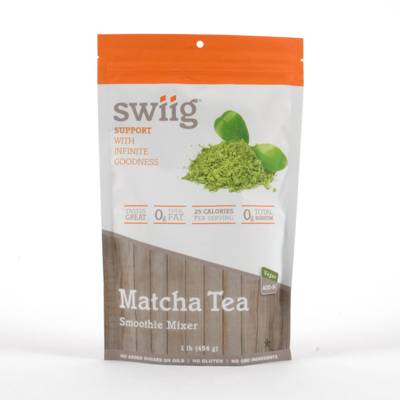 swiig Matcha Green Tea 1lb