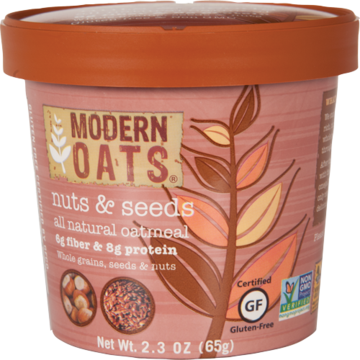 Modern Oats Nuts & Seeds 12ct