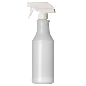Spray Bottle and Nozzle Trigger - 32oz