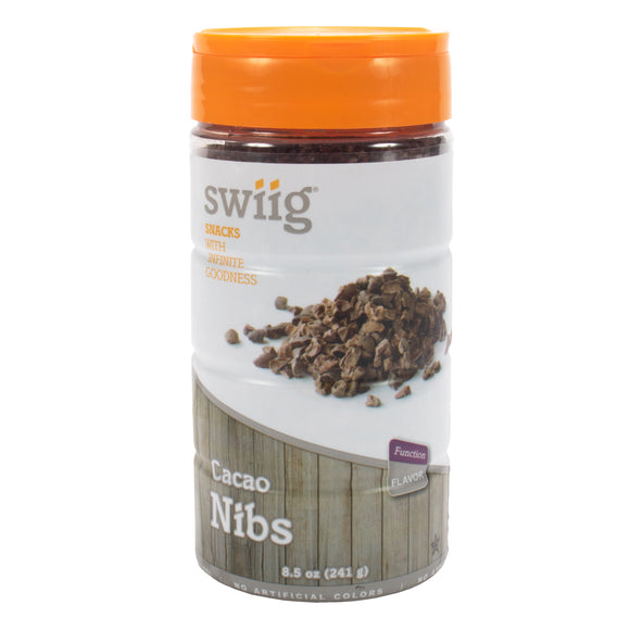Cacao Nibs - 8.5 oz Jar