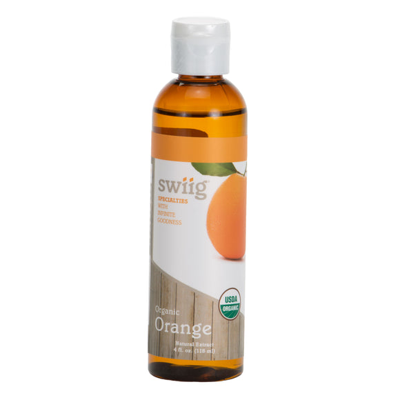 swiig Organic Orange Flavor 4oz