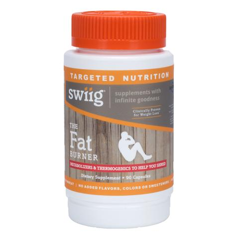 Targeted Nutrition - The  Fat Burner 90ct