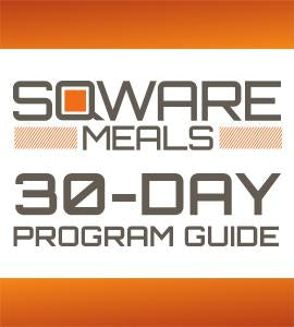 swiig SQWARE MEALS - 30 Day Program Guide