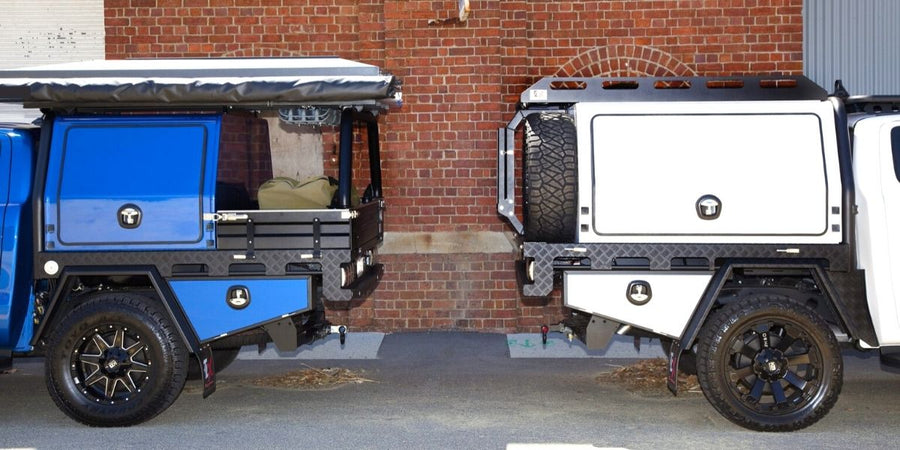 Buy best 4x4 canopies at TLX 4x4 in Perth WA
