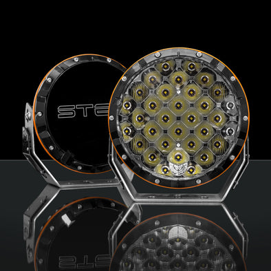 STEDI TYPE-X SPORT 7 LED DRIVING LIGHTS