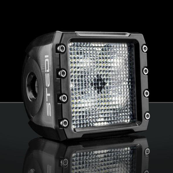 C-4 BLACK EDITION LED LIGHT CUBE | Diffuse