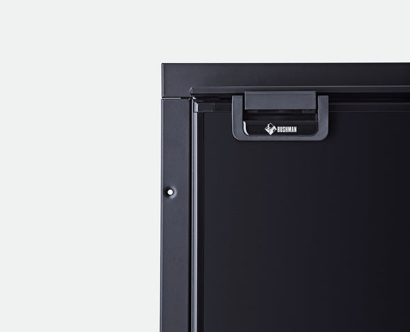 Buy Bushman upright fridge right here in Perth WA